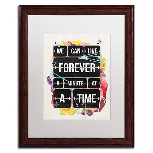 Trademark Fine Art Kavan & Co 'Time of Your Life'  16 x 20 (ALI0615-W1620MF)