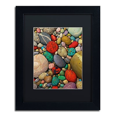 Trademark Fine Art Stephen Stavast 'Shallows of Treasure Creek' 11 x 14 (886511730502)