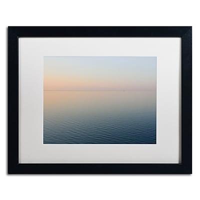 Trademark Fine Art Kurt Shaffer 'Stillness is the Way' 16 x 20 (KS0185-B1620MF)