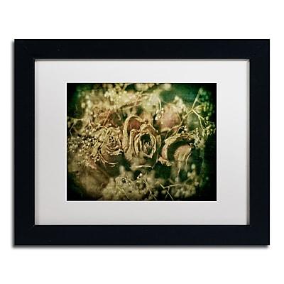 Trademark Fine Art Lois Bryan 'True Love Never Dies' 11 x 14 (LBR0292-B1114MF)