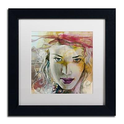 Trademark Fine Art Andrea 'Desire'  11 x 11 (MA0602-B1111MF)