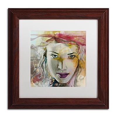 Trademark Fine Art Andrea 'Desire' 11 x 11 (MA0602-W1111MF)