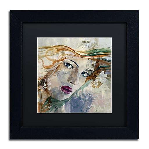 Trademark Fine Art Andrea 'Mia'  11 x 11 (MA0606-B1111BMF)