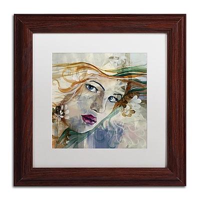 Trademark Fine Art Andrea 'Mia' 11 x 11 (MA0606-W1111MF)