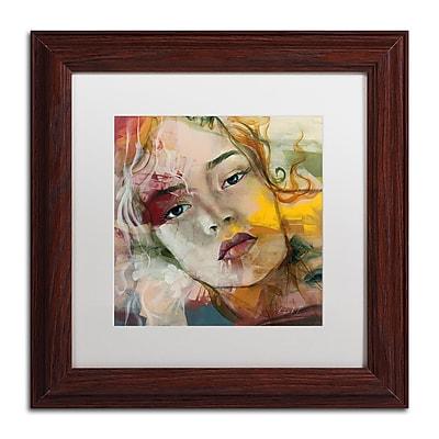 Trademark Fine Art Andrea 'Te Recuerdo' 11 x 11 (MA0609-W1111MF)