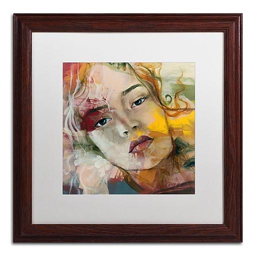 Trademark Fine Art Andrea 'Te Recuerdo'  16 x 16 (MA0609-W1616MF)