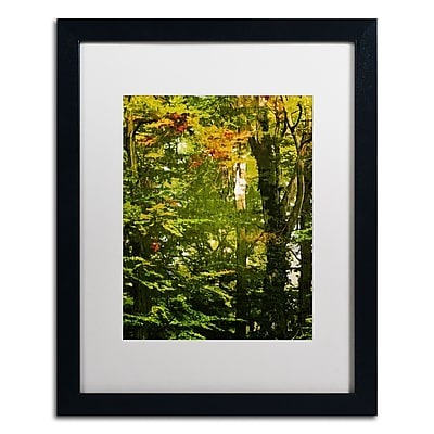 Trademark Fine Art Philippe Sainte-Laudy 'Last Season Green' 16 x 20 (PSL0389-B1620MF)
