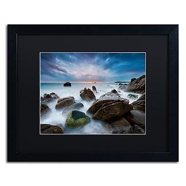 Trademark Fine Art Mathieu Rivrin 'The Ocean Dream' 16 x 20 (RV0041-B1620BMF)