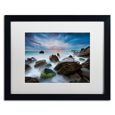Trademark Fine Art Mathieu Rivrin 'The Ocean Dream' 16 x 20 (RV0041-B1620MF)