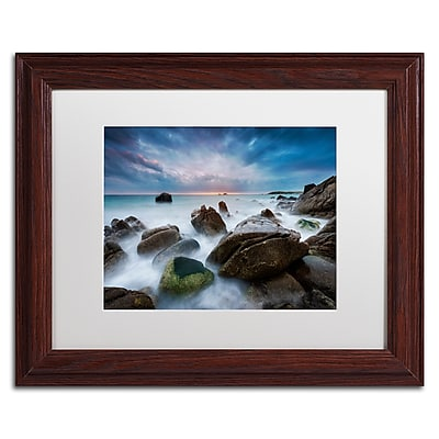 Trademark Fine Art Mathieu Rivrin 'The Ocean Dream' 11 x 14 (RV0041-W1114MF)