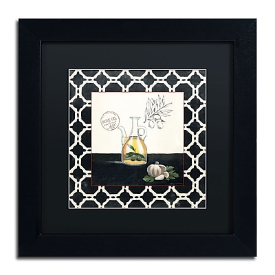 Trademark Fine Art Marco Fabiano 'Olive Oil and Garlic' 11 x 11 (886511646605)