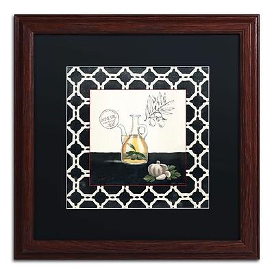 Trademark Fine Art Marco Fabiano 'Olive Oil and Garlic' 16 x 16 (886511646728)
