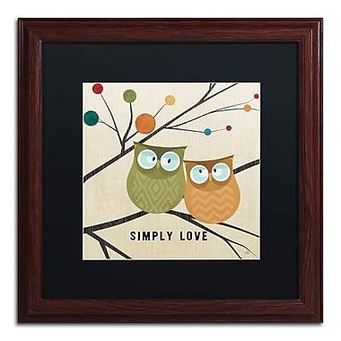 Trademark Fine Art Pela Studio 'Flying Colors I' 16 x 16 (886511648746)