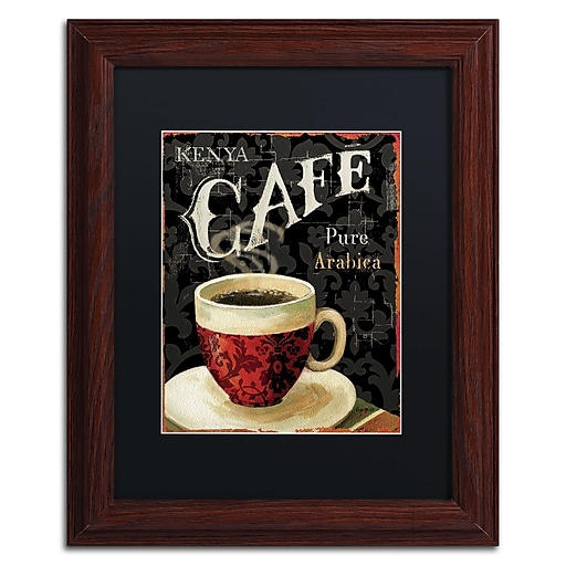 Trademark Fine Art Lisa Audit 'Today's Coffee I'  11 x 14 (886511706439)