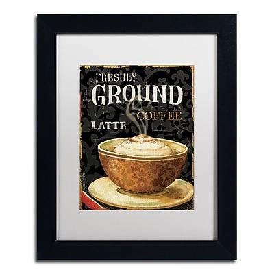 Trademark Fine Art Lisa Audit 'Today's Coffee II' 11 x 14 (WAP0177-B1114MF)