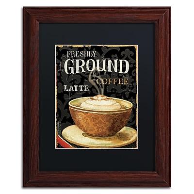 Trademark Fine Art Lisa Audit 'Today's Coffee II'  11 x 14 (886511706514)