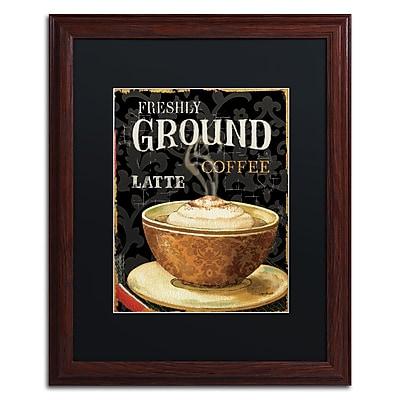 Trademark Fine Art Lisa Audit 'Today's Coffee II' 16 x 20 (886511706521)