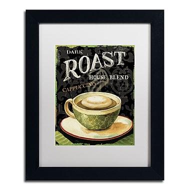 Trademark Fine Art Lisa Audit 'Today's Coffee III' 11 x 14 (WAP0178-B1114MF)