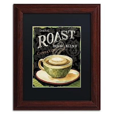 Trademark Fine Art Lisa Audit 'Today's Coffee III' 11 x 14 (886511706590)
