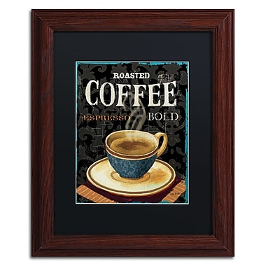 Trademark Fine Art Lisa Audit 'Today's Coffee IV' 11 x 14 (886511706675)