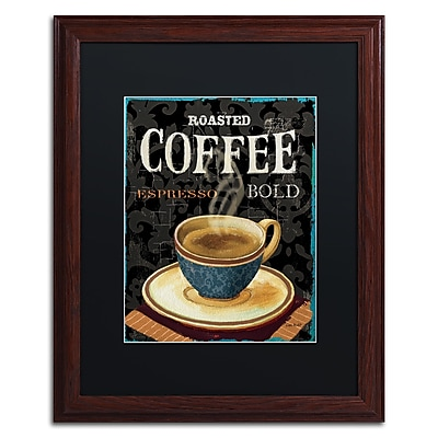 Trademark Fine Art Lisa Audit 'Today's Coffee IV' 16 x 20 (886511706682)