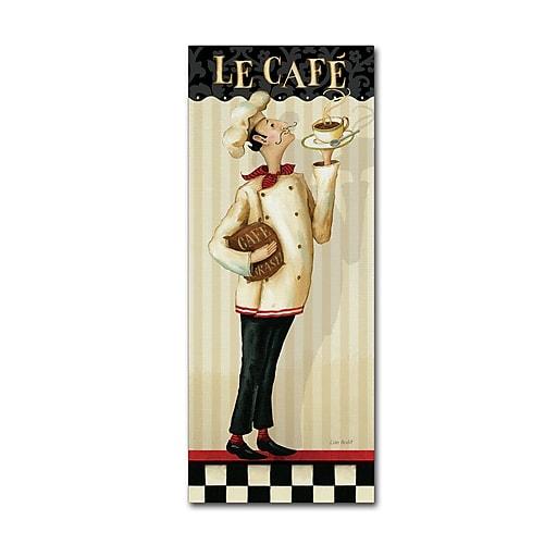 Trademark Fine Art Lisa Audit 'Chef's Masterpiece II'  10 x 24 (WAP0181-C1024GG)