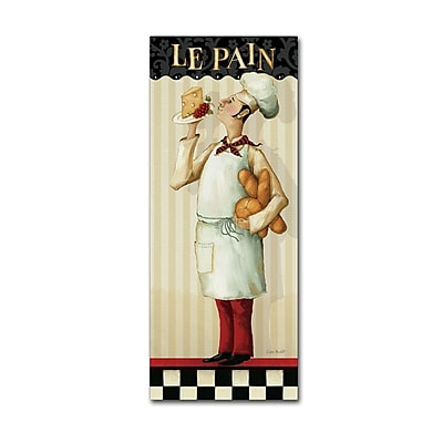 Trademark Fine Art Lisa Audit 'Chef's Masterpiece III' 14 x 32 (WAP0182-C1432GG)
