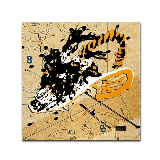 Trademark Fine Art Roderick Stevens 'Dynomite'  24 x 24 (RS980-C2424GG)