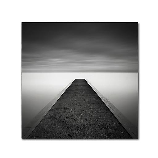 Trademark Fine Art Dave MacVicar 'Edge Of Reality'  24 x 24 (ALI0829-C2424GG)