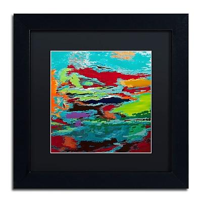 Trademark Fine Art Hilary Winfield 'Hidden Pathway' 11 x 11 (886511727724)