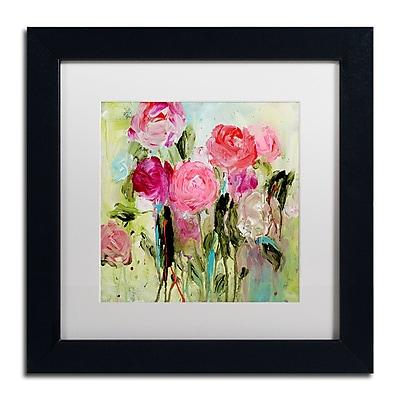 Trademark Fine Art Carrie Schmitt 'Entre Nous' 11 x 11 (ALI0786-B1111MF)