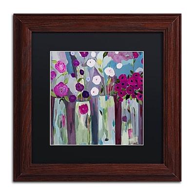 Trademark Fine Art Carrie Schmitt 'Que Sera Sera' 11 x 11 (886511733824)