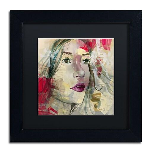 Trademark Fine Art Andrea 'Ana Lucia'  11 x 11 (MA0598-B1111BMF)