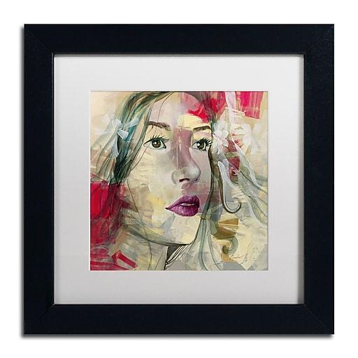 Trademark Fine Art Andrea 'Ana Lucia'  11 x 11 (MA0598-B1111MF)