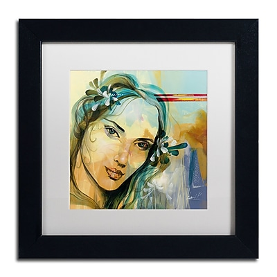 Trademark Fine Art Andrea 'Andalucia' 11 x 11 (MA0599-B1111MF)