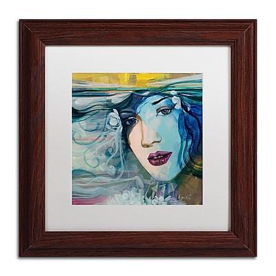 Trademark Fine Art Andrea 'Celeste' 11 x 11 (MA0601-W1111MF)