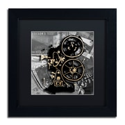 Trademark Fine Art Roderick Stevens 'Movie Projector'  11 x 11 (RS1004-B1111BMF)