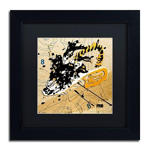 Trademark Fine Art Roderick Stevens 'Dynomite'  11 x 11 (RS980-B1111BMF)