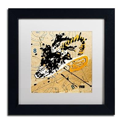 Trademark Fine Art Roderick Stevens 'Dynomite' 11 x 11 (RS980-B1111MF)