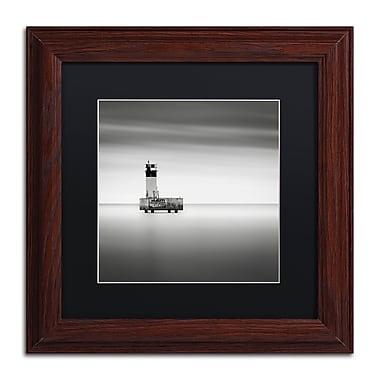 Trademark Fine Art Dave MacVicar 'Warning Sign' 11 x 11 (886511741485)