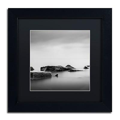 Trademark Fine Art Dave MacVicar 'Breakwater' 11 x 11 (886511741584)