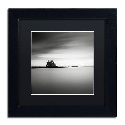 Trademark Fine Art Dave MacVicar 'Erieau 2'  11 x 11 (886511742161)