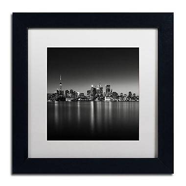 Trademark Fine Art Dave MacVicar 'Lights' 11 x 11 (ALI0839-B1111MF)
