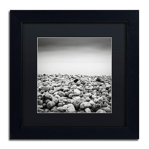 Trademark Fine Art Dave MacVicar 'Pebble Beach'  11 x 11 (886511743342)
