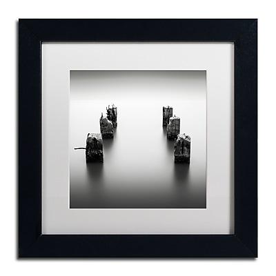 Trademark Fine Art Dave MacVicar 'Pillars' 11 x 11 (ALI0845-B1111MF)