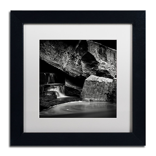 Trademark Fine Art Dave MacVicar 'Whirlpool'  11 x 11 (ALI0866-B1111MF)