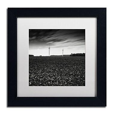 Trademark Fine Art Dave MacVicar 'Wind' 11 x 11 (ALI0867-B1111MF)