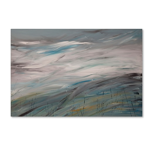 Trademark Fine Art Hilary Winfield 'Sea View'  12 x 19 (ALI0722-C1219GG)