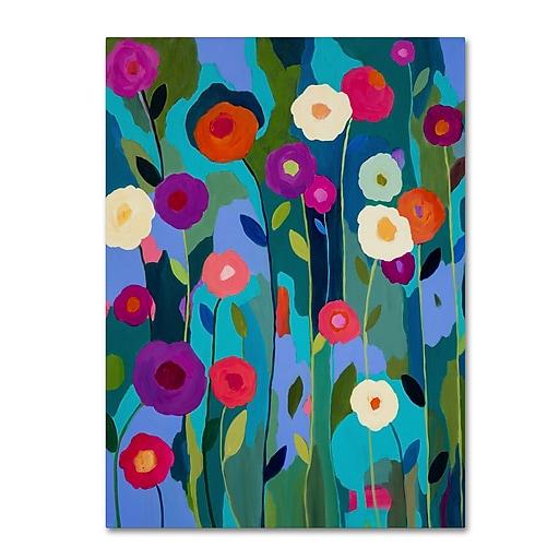 Trademark Fine Art Carrie Schmitt 'Good Morning Sunshine'  35 x 47 (ALI0779-C3547GG)