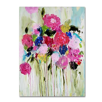 Trademark Fine Art Carrie Schmitt 'Mi Amor' 18 x 24 (ALI0788-C1824GG)